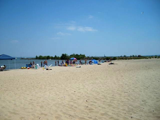 Catawba Island Beach