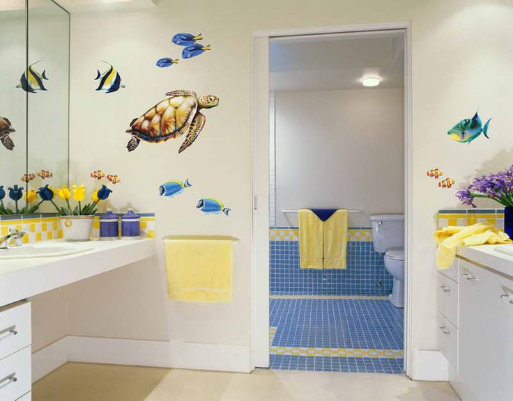 31 best Girls Under the Sea Bathroom Ideas images on Pinterest ...