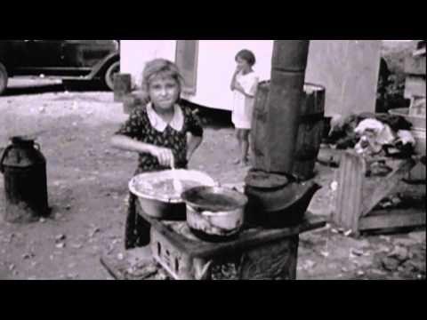 The Dust Bowl   Woody Guthrie: Okies   PBS