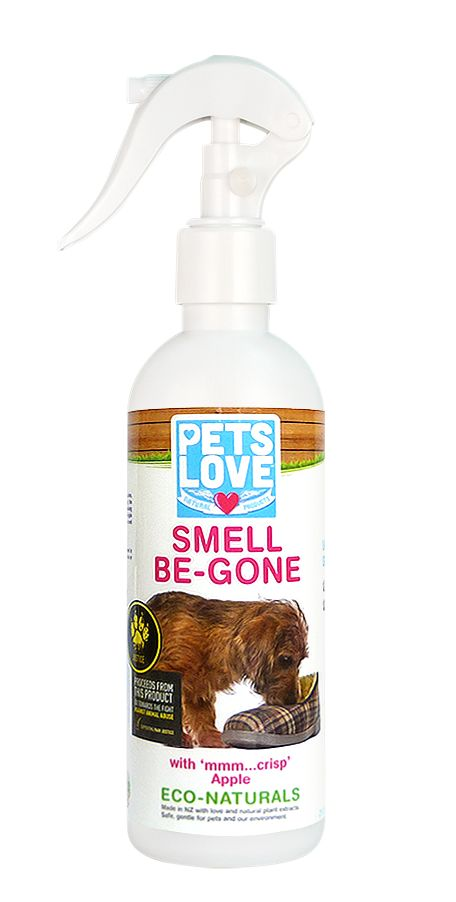 Smell be Gone - no more dodgy pet smells