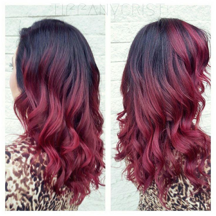 1000 Ideas About Raspberry Hair On Pinterest  Raspberry Hair Color Hair Co