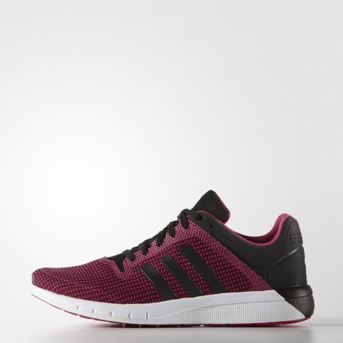 Keep feet energized in the cooling comfort of these women's running shoes.  climacool® provides cooling over the entire foot, including the bottom, ...