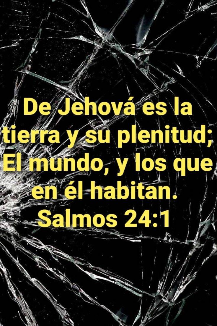 Salmo 24 1 Salmos Escuela Dominical Biblia