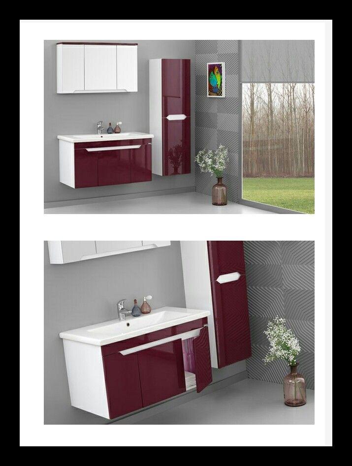 New Orka Is Turkish Product Of Bathroom Furniture  Al Saif Al Lamaa
