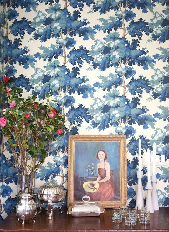 Wallpaper Obsession. (elements of style)
