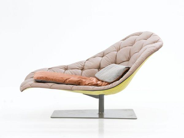 24 Modeles De Meridienne Design Chic Pour Votre Maison Archzine Fr Meridienne Mobilier De Salon Relooking Meuble