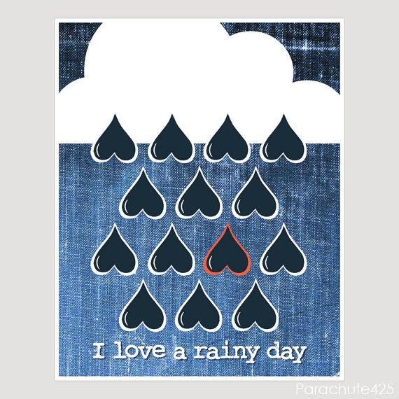 I Love Rainy Days Quotes: 78 Best Rainy Days Images On Pinterest