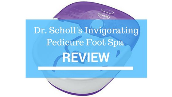 In this Dr Scholl's Pedicure Foot Spa Review, we'll examine an affordable foot soaking machine that is simple yet just as effective.