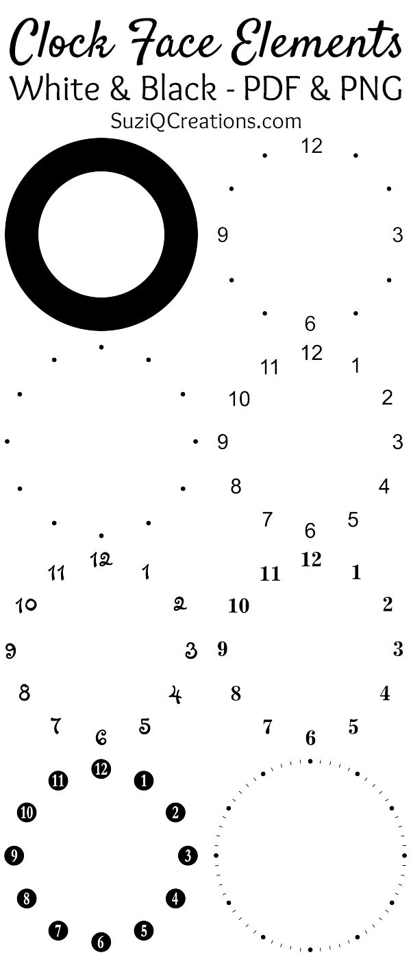 Best 20 Clock Faces Ideas On Pinterest Clock Face
