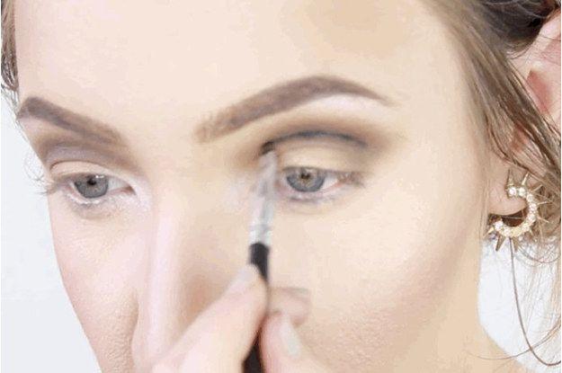 Wedding Eye Makeup Hooded Eyes : 17 best ideas about Hooded Eye Makeup on Pinterest Make ...