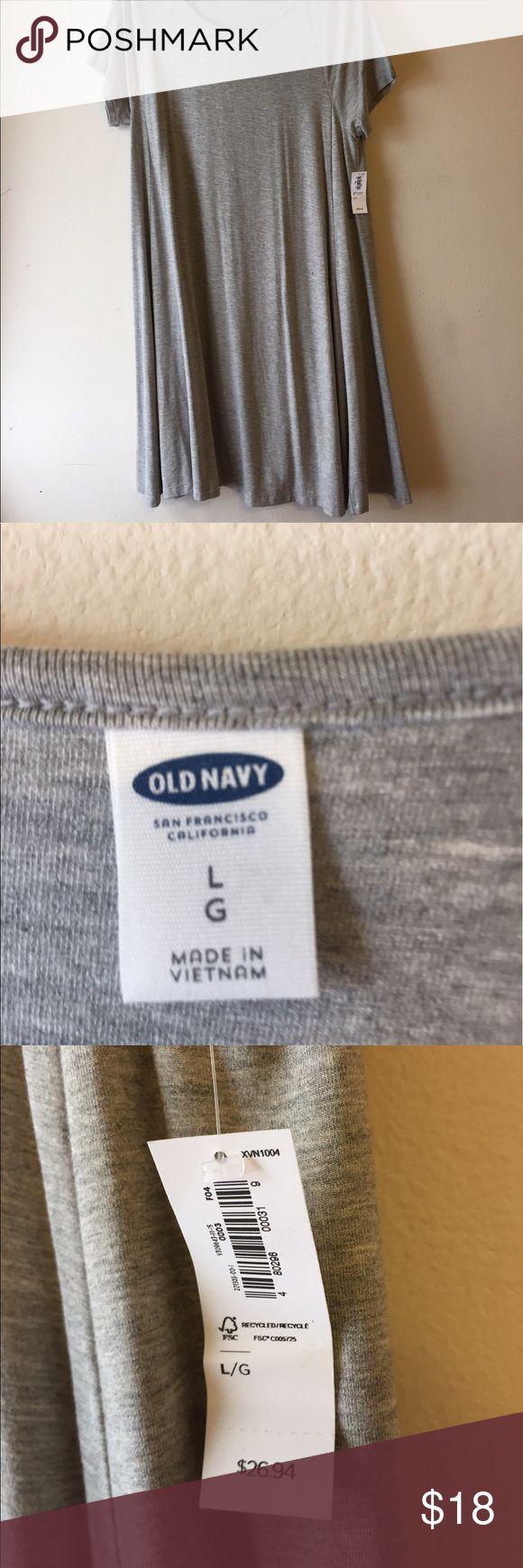 Old Navy jersey swing dress Short Sleeve Dress ⭐️❗️BUNDLE for special price ❗️⭐️ Old Navy Dresses Midi