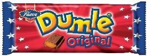 Dumle 100g chocolate bar