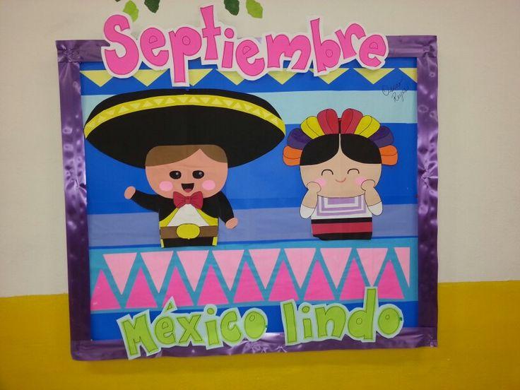Septiembre mural                                                                                                                                                      Más