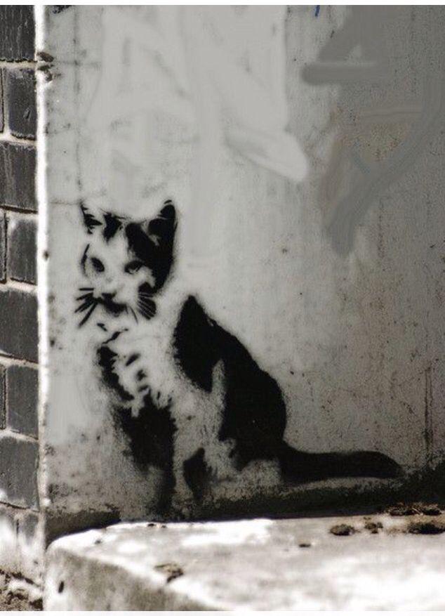 Cat. Bansky