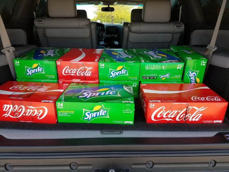 Coke products obsession