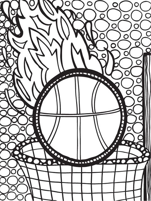 Abstract Cross Coloring Pages : Abstract doodles print to color patterns