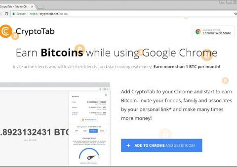 How to mine Bitcoin without any hardware – Cryptotab Review