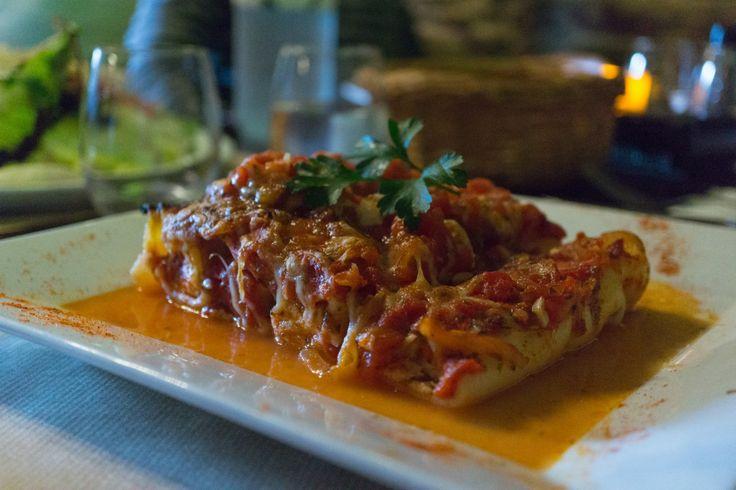 Cuisinez corse, plat traditionnel, recette corse au broccio, spécialité brocciu facile à cuisiner, plat cannelloni au fromage brocciu, recette du terroir corse