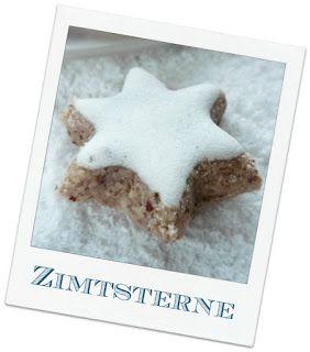 Catalina pece: Zimtsterne (Skořicové hvězdičky)