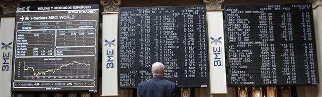 La prima de riesgo se desboca y el Ibex frena un nuevo hundimiento | Bolsa Spain