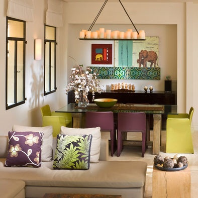 Best Aubergine Decor Images On Pinterest Colours Purple