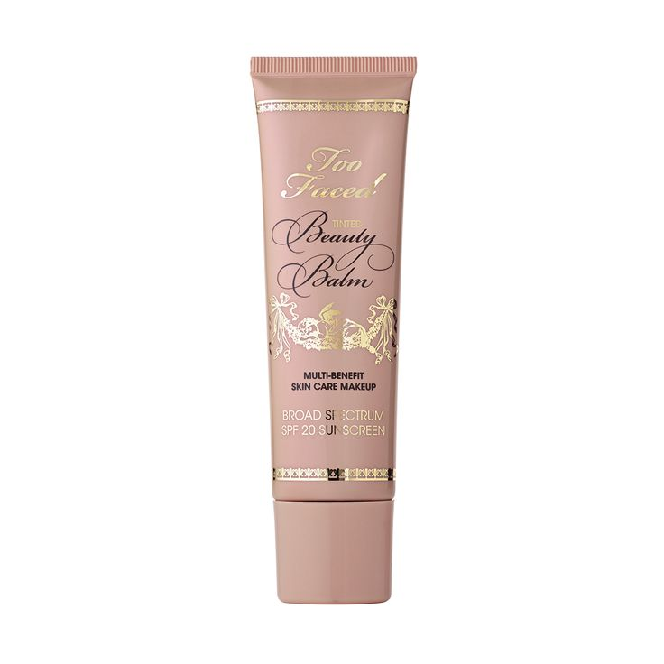 Tinted Beauty Balm Multi-Benefit Skin Care Makeup - Too Faced - Snow Glow. Vegan & hypoallergenic!