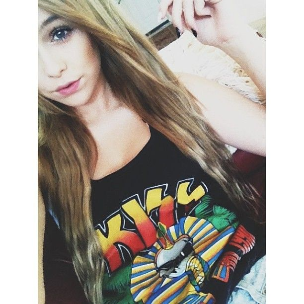 KISS t-shirt Acacia Clark | Acacia Clark