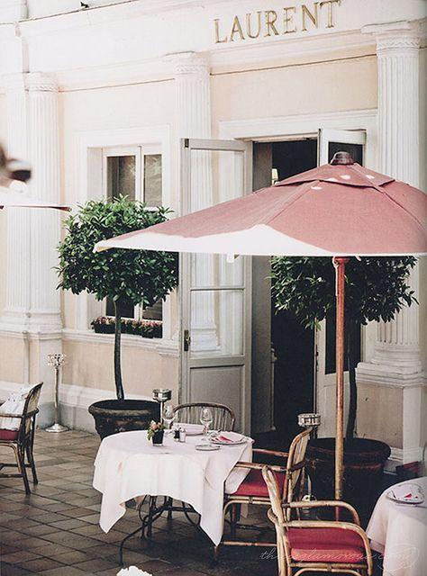 {travel inspiration | places : le laurent restaurant, paris} by {this is glamorous}, via Flickr