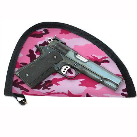 pink camo gun bag