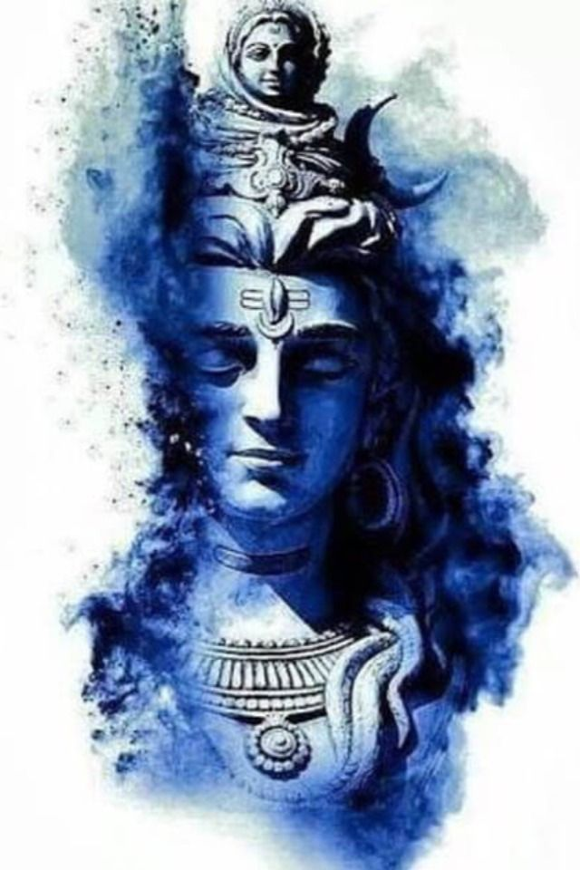 Shiva Is One Of The Supreme Beings Who Creates Protects And