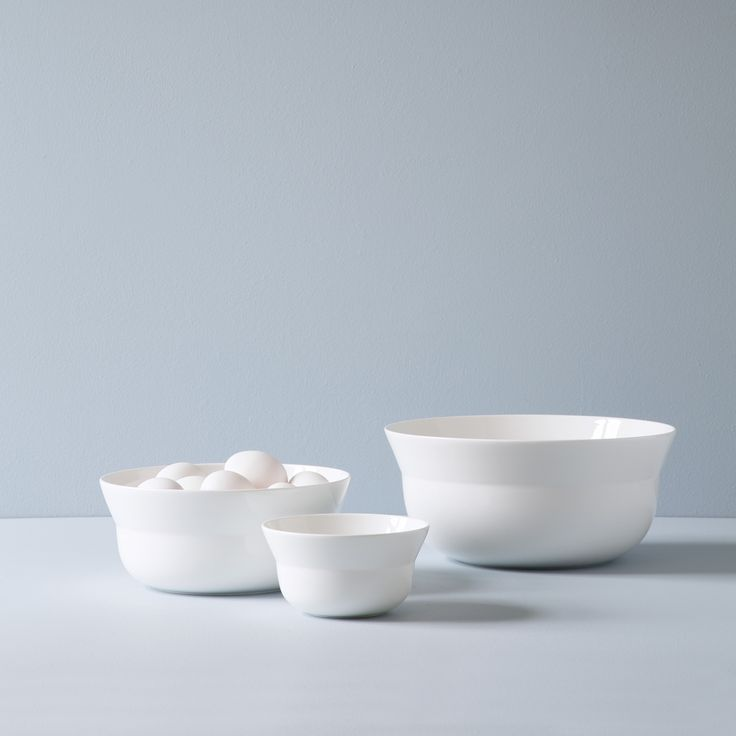 The Kaolin tableware is made for the modern design lover, who has an eye for quality and appreciates exclusive, delicate world-class Danish design.