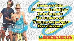 Carlos Vives ft Shakira - La bicicleta (Letra) - YouTube
