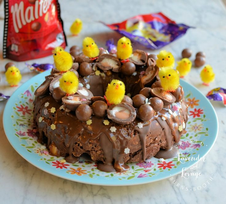 Chocolate mousse brownie maltesers cake recipe