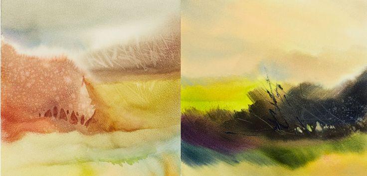Negative Painting Techniques