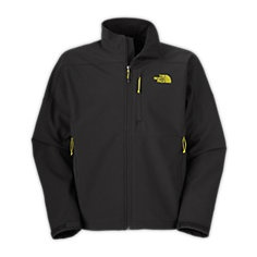 Black and yellow Northface Jacket :) Or black and light blue black and red