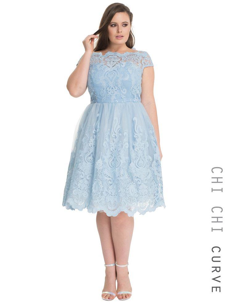 Chi Chi Curve Rhiannon Dress