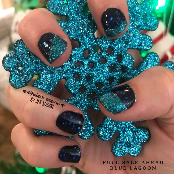 Blue lagoon, full sale ahead in 2020 Color street nails