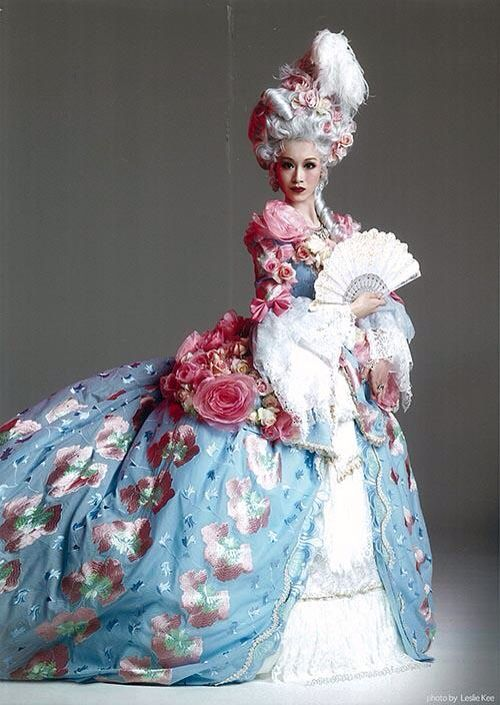 Marie Antoinette -Musical1789 Takarazuka review company Japan