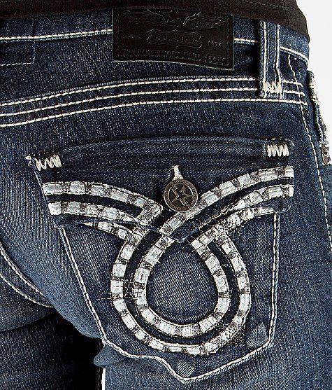 'Big Star Vintage Liv Slim Boot Stretch Jean' #buckle #fashion www.buckle.com