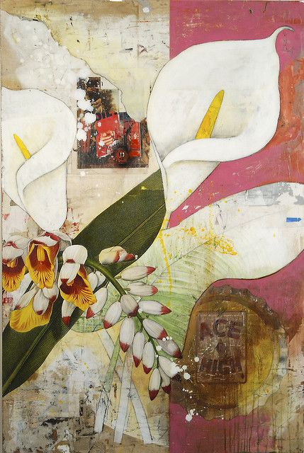 Lilies | Michael Mew, just gorgeous.