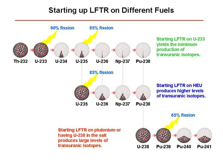 Liquid Fuel Thermal Reactors: uranium versus thorium   ENERGY ...