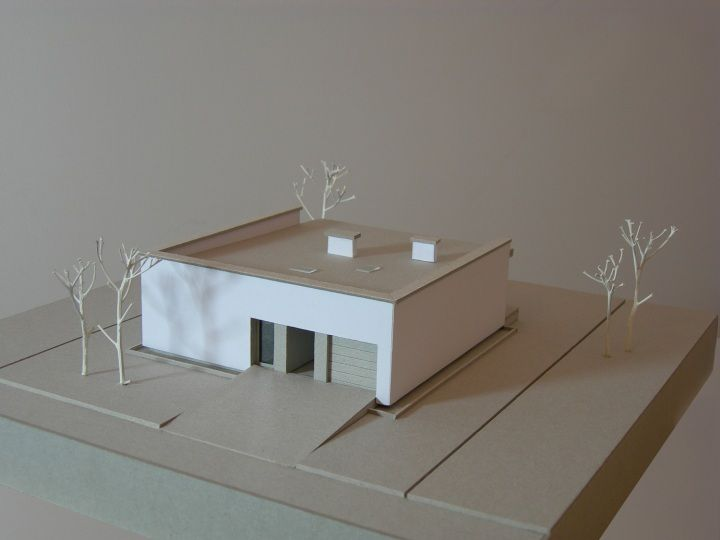 #Model of a small #house in Poland http://goo.gl/jpH0tR
