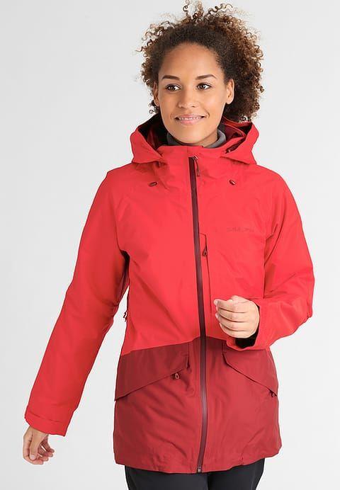 Vêtements sport Patagonia SNOWBELLE - Veste de ski - french red rouge: 240,00 € chez Zalando (au 31/01/17). Livraison et retours gratuits et service client gratuit au 0800 915 207.