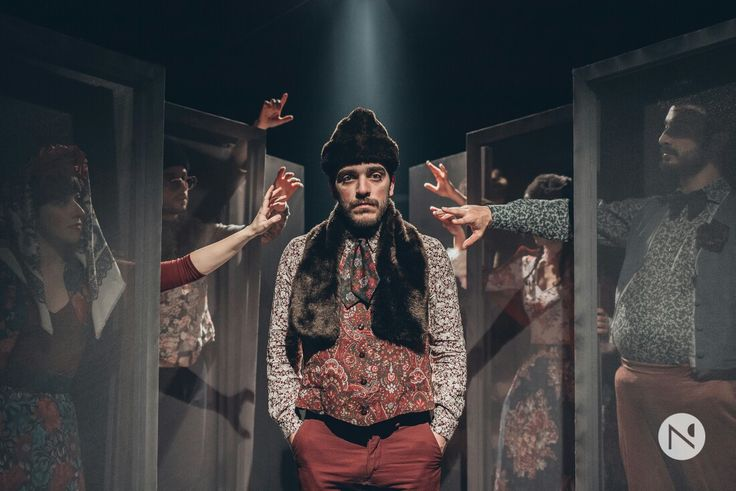 """Το Ινστιτούτο Πούσκιν υποστηρίζει την παράσταση """"ГЛУМ"""" (Γκλούμ), βασισμένη στο«Ημερολόγιο ενός απατεώνα» /«На каждого мудреца довольно простоты»/ του Αλεξάντρ Οστρόφσκι. Συντελεστές: Ομάδα θεάτρου: C. for Circus Παραστάσεις: Δευτέρα-Τρίτη 21.00, Επίσημη πρεμιέρα 7 Μαρτίου 2017  Θέατρο 104: Ευμολπιδών 41, Γκάζι, 11854 Αθήνα WWW.PUSHKIN.GR  #pushkin #russia #theater #athens"""