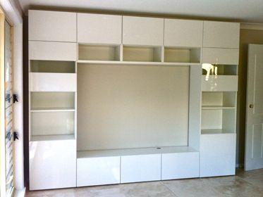 Besta TV Wall Storage