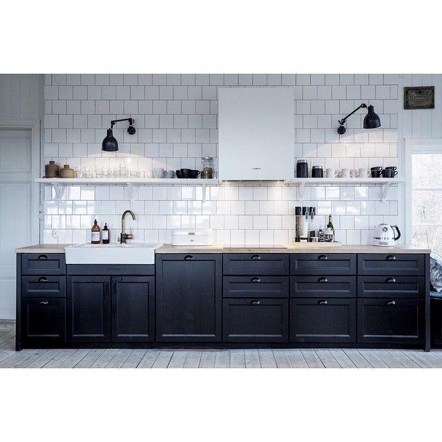 Black Kitchen Sink Ikea: Best 20+ Box Shelves Ideas On Pinterest