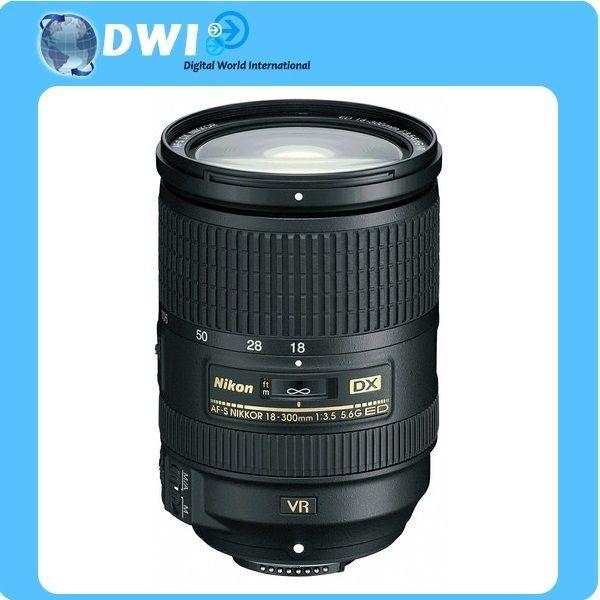 SALE BRAND NEW NIKON AF-S DX NIKKOR 18-300mm f/3.5-5.6G ED VR DSLR LENS F3.5-5.6