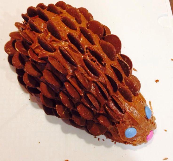 Retro hedgehog