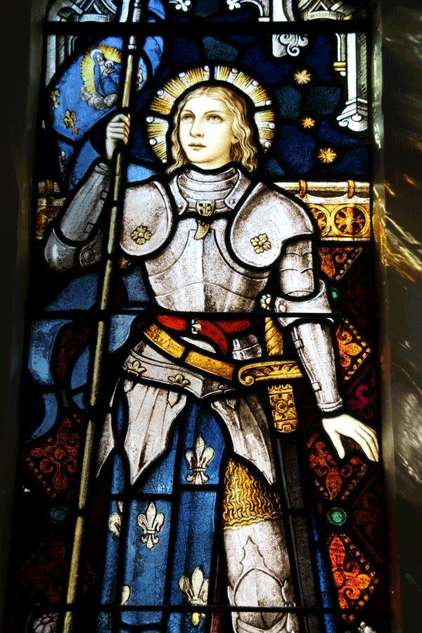 La historia de los restos de Juana de Arco, la doncella de Orleans