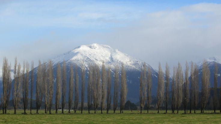 km 10 Aysén-Coyhaique, Patagonia Chilena. Fotografía: Javiera Pualuan